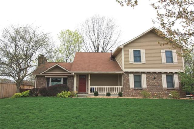 1896 Deer Pass, Greenwood, IN 46143 (MLS #21632349) :: Mike Price Realty Team - RE/MAX Centerstone