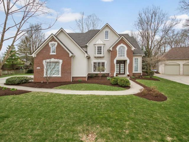 11113 Muirfield Trace, Fishers, IN 46037 (MLS #21632367) :: AR/haus Group Realty