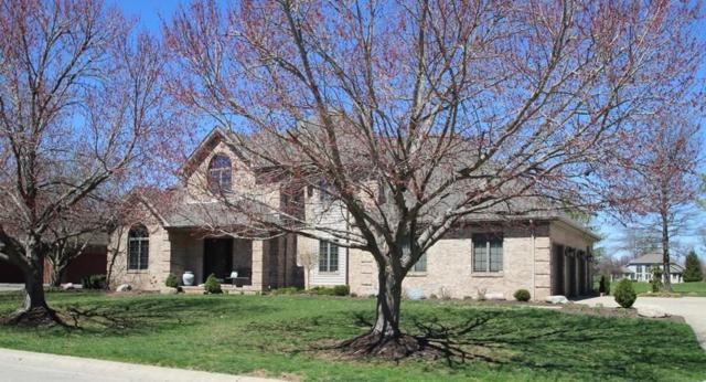 7104 W Saint Andrews Avenue, Yorktown, IN 47396 (MLS #21632377) :: The ORR Home Selling Team