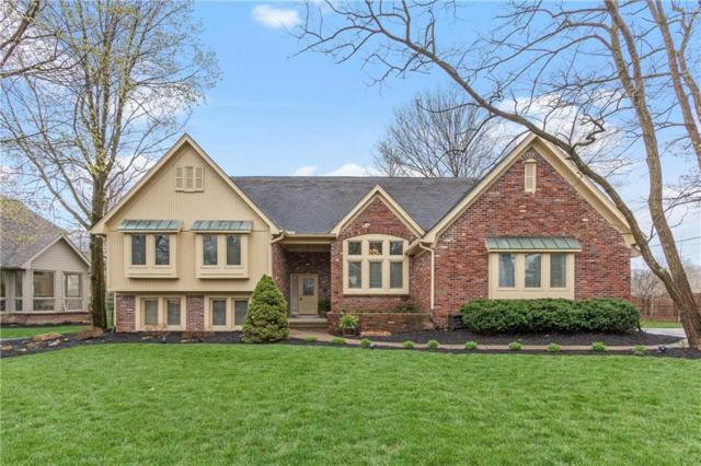 9150 Sand Key Lane, Indianapolis, IN 46256 (MLS #21632409) :: AR/haus Group Realty