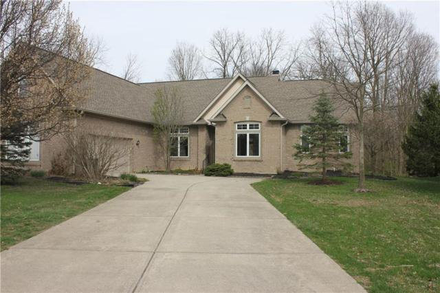 9757 Colonial Drive, Carmel, IN 46032 (MLS #21632413) :: Mike Price Realty Team - RE/MAX Centerstone