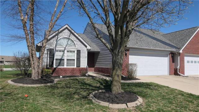 1166 Spencer Drive, Greenwood, IN 46143 (MLS #21632418) :: David Brenton's Team