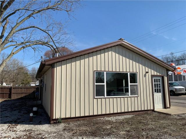 630 Main Street, Whiteland, IN 46184 (MLS #21632437) :: The Indy Property Source