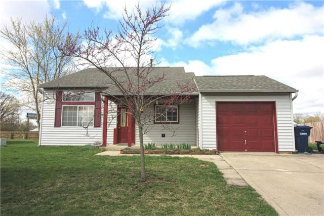 90 Meadow Creek Boulevard, Whiteland, IN 46184 (MLS #21632461) :: The Indy Property Source