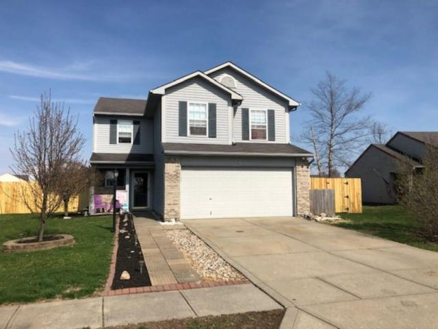 149 Harts Ford Way, Brownsburg, IN 46112 (MLS #21632497) :: The ORR Home Selling Team