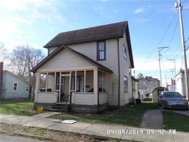 107 E Garfield Street, Alexandria, IN 46001 (MLS #21632518) :: Mike Price Realty Team - RE/MAX Centerstone