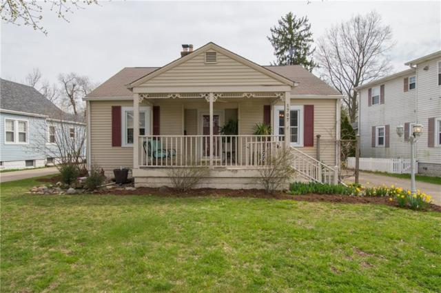 1707 Christopher Lane, Speedway, IN 46224 (MLS #21632564) :: Mike Price Realty Team - RE/MAX Centerstone