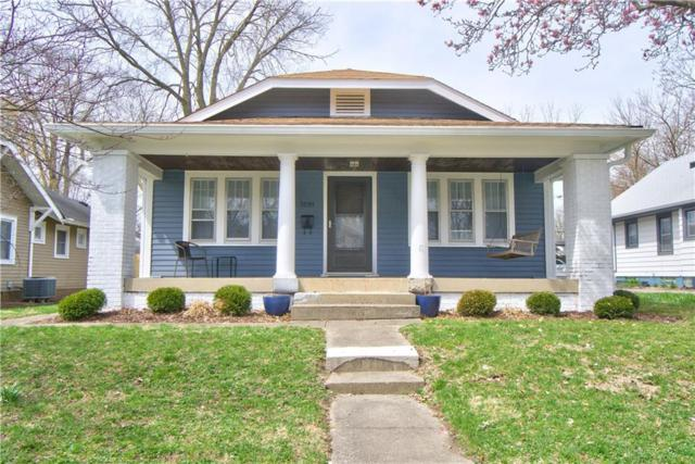 5120 Guilford, Indianapolis, IN 46205 (MLS #21632637) :: AR/haus Group Realty