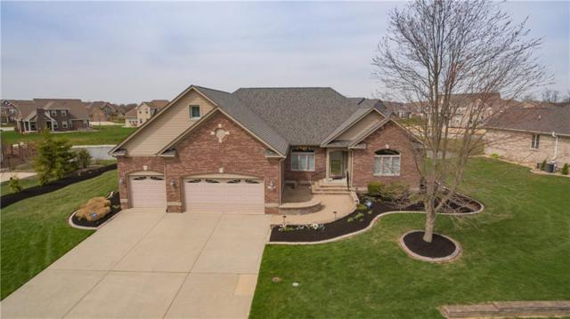 740 Mikal Lane, Brownsburg, IN 46112 (MLS #21632644) :: The ORR Home Selling Team