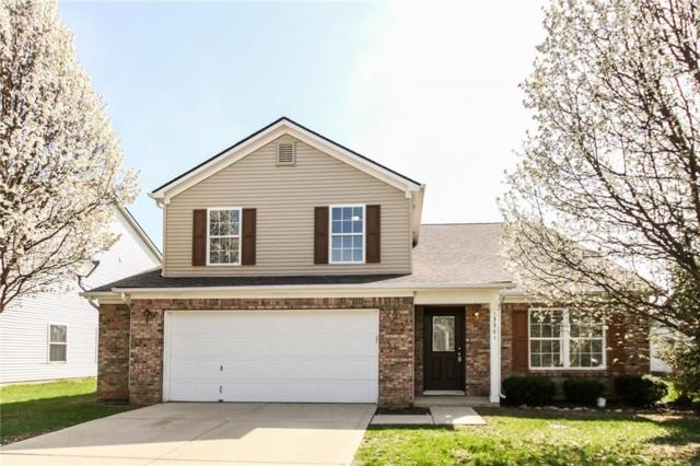13361 Smokey Quartz Lane, Fishers, IN 46038 (MLS #21632653) :: The Indy Property Source
