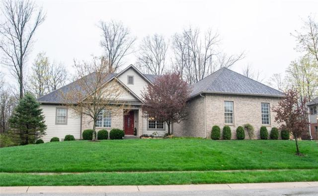 10735 Hidden Oak Way, Indianapolis, IN 46236 (MLS #21632654) :: FC Tucker Company