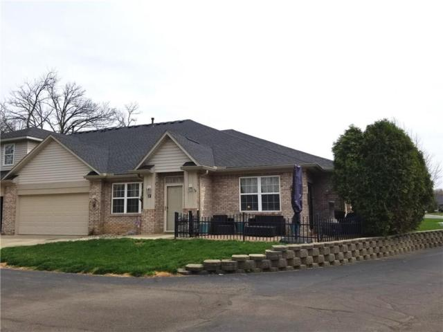 6928 Park Square Drive B, Avon, IN 46123 (MLS #21632668) :: David Brenton's Team