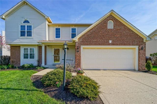 6330 Creekview Lane, Fishers, IN 46038 (MLS #21632680) :: The Indy Property Source