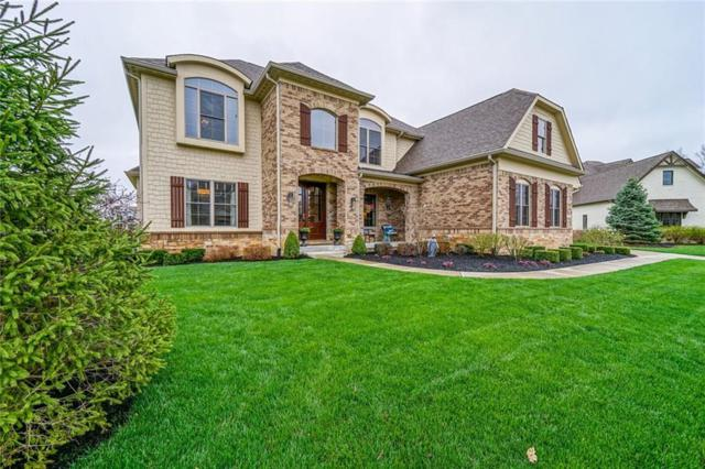 16745 Morris Manor Court, Westfield, IN 46062 (MLS #21632693) :: The Evelo Team