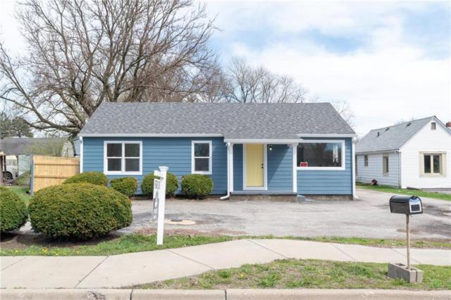 3031 S Keystone Avenue, Indianapolis, IN 46237 (MLS #21632729) :: The Indy Property Source