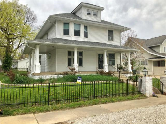 148 W Washington Street, Mooresville, IN 46158 (MLS #21632738) :: The Indy Property Source