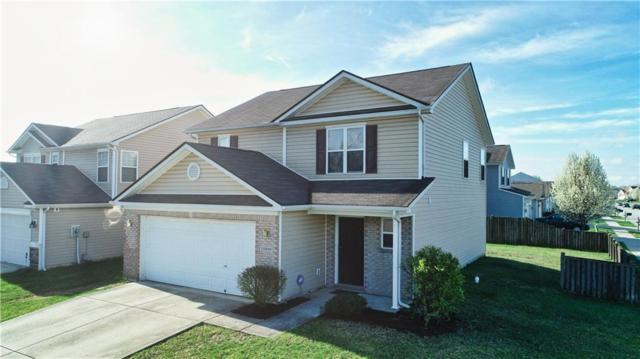 10269 New Dawn Place, Avon, IN 46123 (MLS #21632761) :: The Indy Property Source
