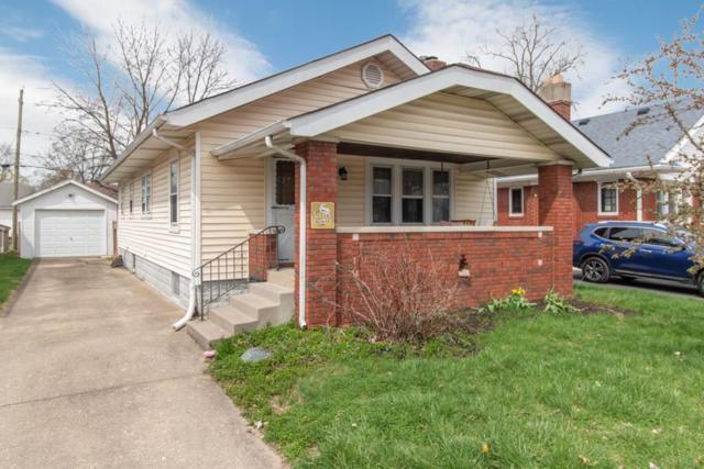1108 Shannon, Indianapolis, IN 46201 (MLS #21632783) :: Mike Price Realty Team - RE/MAX Centerstone