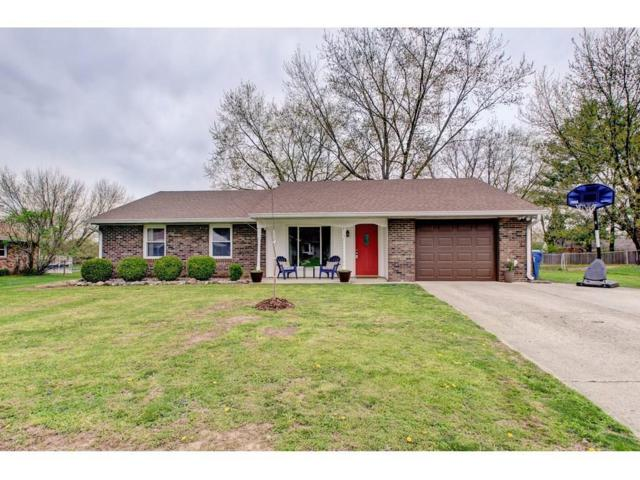 8102 Woodbine Drive, Indianapolis, IN 46217 (MLS #21632787) :: Mike Price Realty Team - RE/MAX Centerstone
