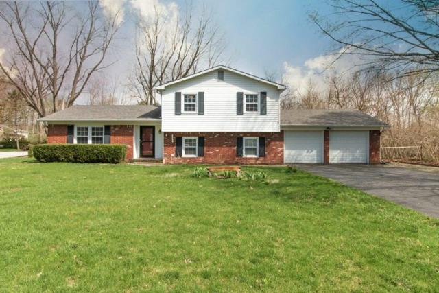 10219 Orchard Park Dr S, Indianapolis, IN 46280 (MLS #21632790) :: Richwine Elite Group