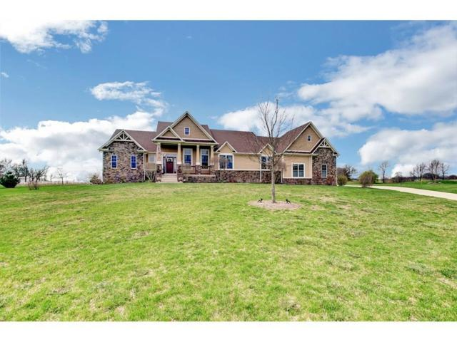3104 E 700 N, Whiteland, IN 46184 (MLS #21632802) :: The Indy Property Source