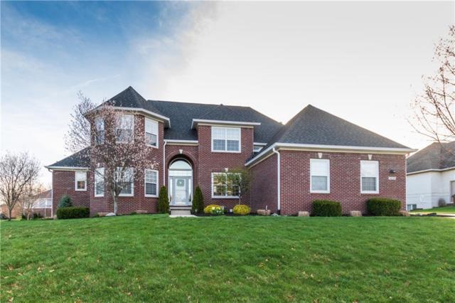 16743 Oak Manor, Westfield, IN 46074 (MLS #21632819) :: AR/haus Group Realty