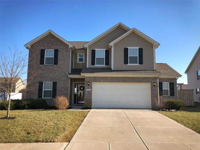 2221 Foxfire Court, Greenfield, IN 46140 (MLS #21632825) :: AR/haus Group Realty