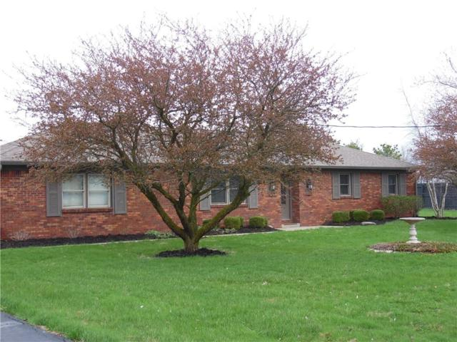 7346 W 600 S, New Palestine, IN 46163 (MLS #21632841) :: The Indy Property Source