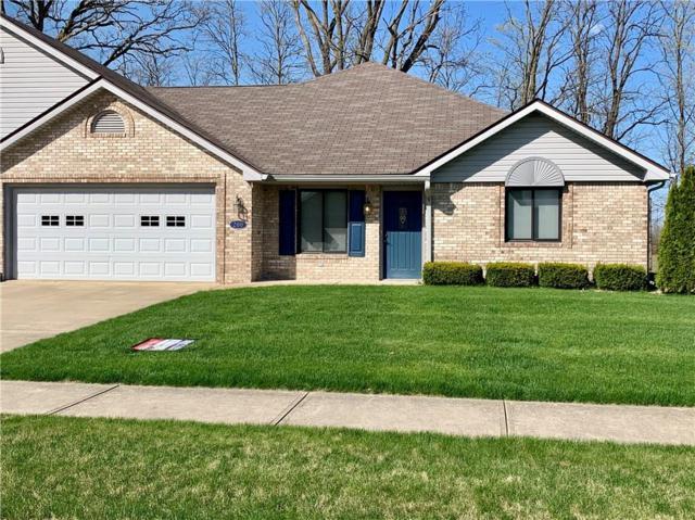 200 Bay Ridge Drive, Pendleton, IN 46064 (MLS #21632893) :: The ORR Home Selling Team