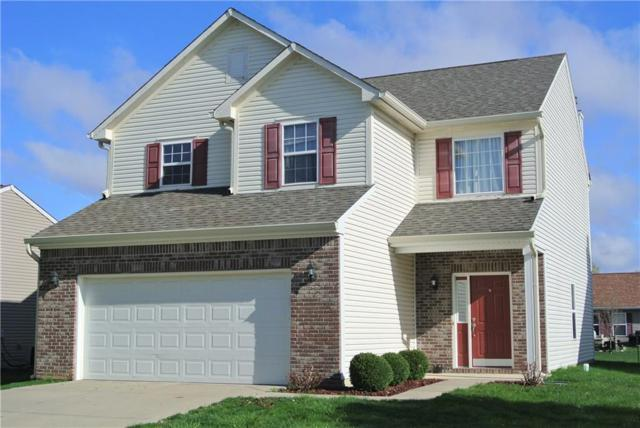 1262 Grand Canyon Court, Franklin, IN 46131 (MLS #21632901) :: The Indy Property Source