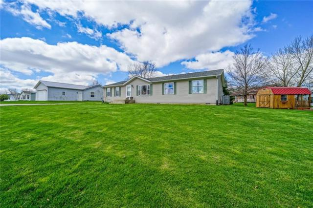 91 Inman Drive, Ingalls, IN 46048 (MLS #21632903) :: Mike Price Realty Team - RE/MAX Centerstone