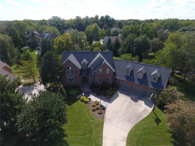 1947 Camargue Drive, Zionsville, IN 46077 (MLS #21632910) :: AR/haus Group Realty