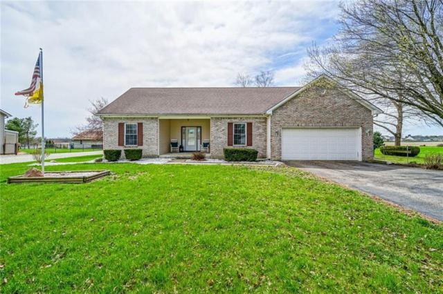 2329 E 500 N, Greenfield, IN 46140 (MLS #21632920) :: AR/haus Group Realty