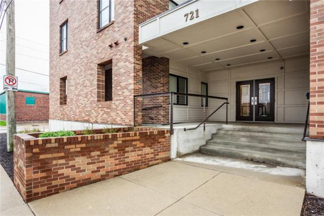 721 E North Street 2C, Indianapolis, IN 46202 (MLS #21632955) :: The Indy Property Source