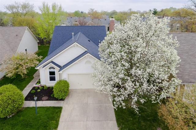 6556 Aintree Place, Indianapolis, IN 46250 (MLS #21632968) :: The Evelo Team