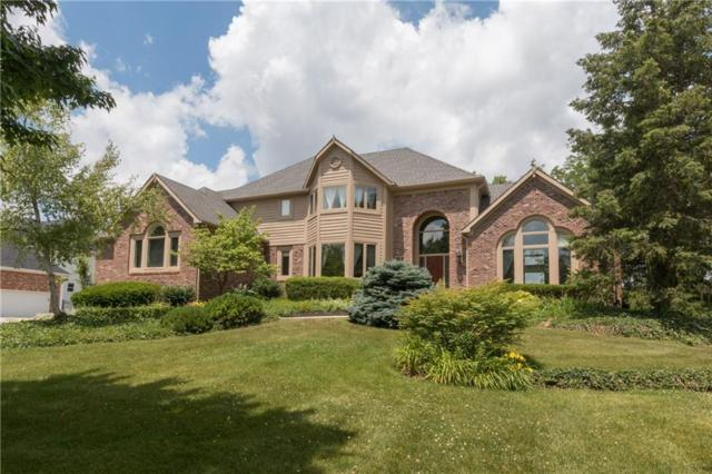 1776 Summerlakes Court, Carmel, IN 46032 (MLS #21632987) :: The Indy Property Source
