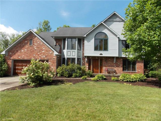 11445 Kayak Court, Indianapolis, IN 46236 (MLS #21632988) :: AR/haus Group Realty