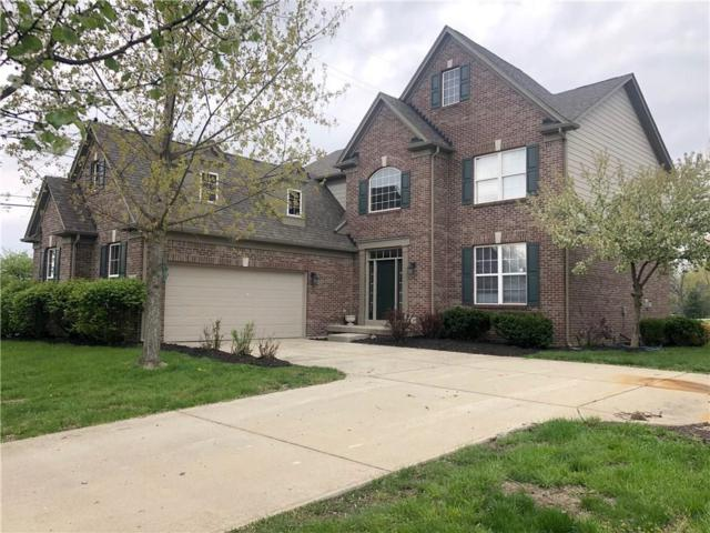 6800 Woodhaven Place, Zionsville, IN 46077 (MLS #21632996) :: AR/haus Group Realty