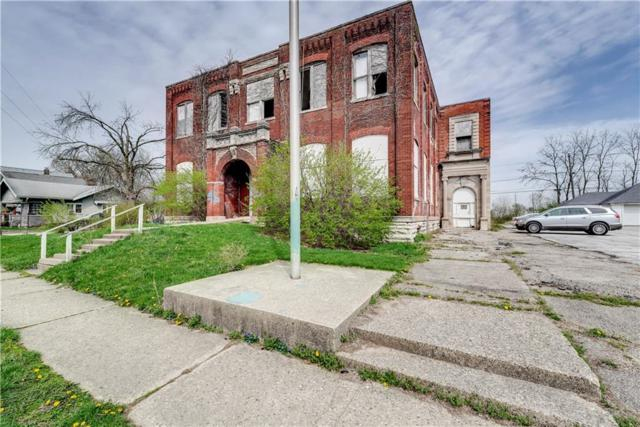 1105 Blaine Avenue, Indianapolis, IN 46221 (MLS #21633005) :: The Indy Property Source