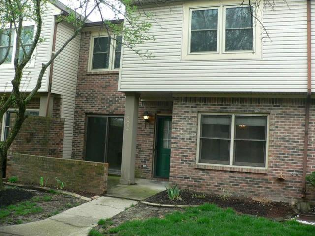 9464 Maple Way #27, Indianapolis, IN 46268 (MLS #21633028) :: The Indy Property Source