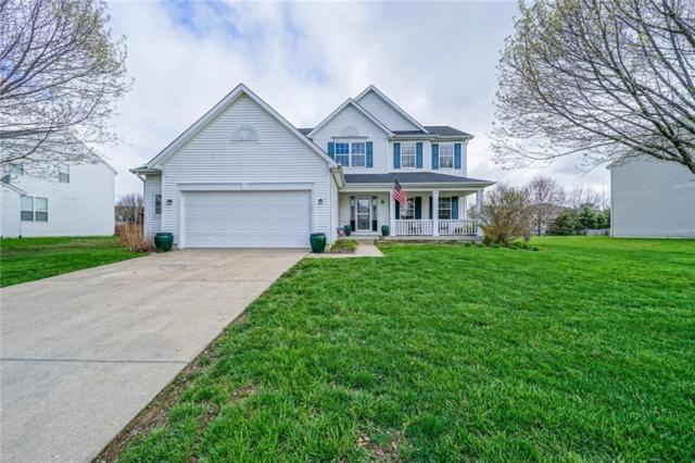 6822 Trailside Drive, Avon, IN 46123 (MLS #21633093) :: AR/haus Group Realty