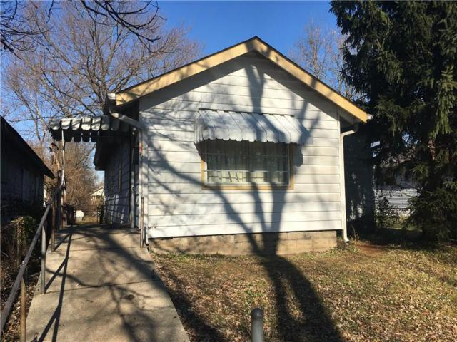 1330 W 25TH Street, Indianapolis, IN 46208 (MLS #21633102) :: AR/haus Group Realty