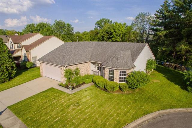 10824 Wood Ridge Lane, Fishers, IN 46038 (MLS #21633115) :: The Indy Property Source