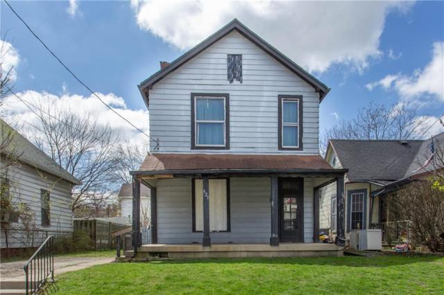 925 Cottage Avenue, Indianapolis, IN 46203 (MLS #21633128) :: AR/haus Group Realty