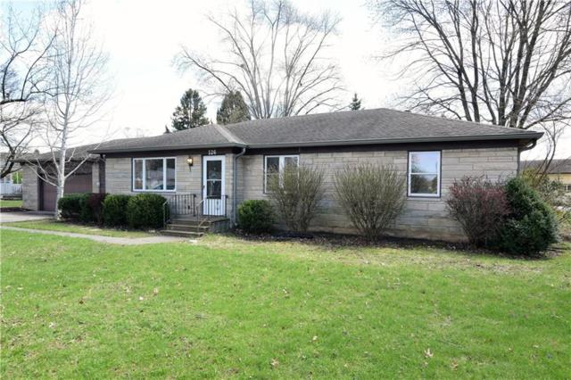 126 Roosevelt Drive, Greenfield, IN 46140 (MLS #21633142) :: AR/haus Group Realty