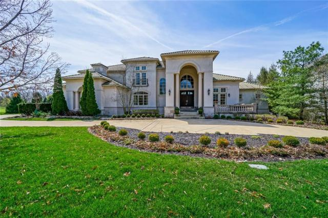 12139 Rangeview Court, Fishers, IN 46037 (MLS #21633146) :: Richwine Elite Group