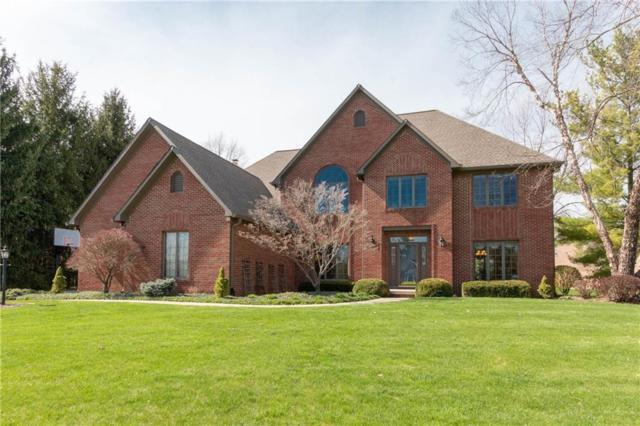 76 Brandywine Court, Brownsburg, IN 46112 (MLS #21633170) :: The ORR Home Selling Team