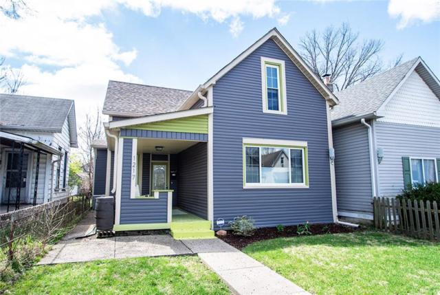 1217 Fletcher Avenue, Indianapolis, IN 46203 (MLS #21633187) :: AR/haus Group Realty