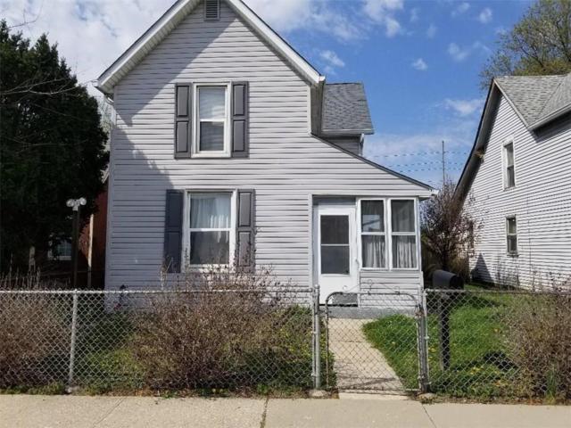 1754 Morgan Street, Indianapolis, IN 46221 (MLS #21633222) :: AR/haus Group Realty