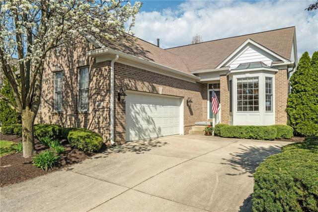 8151 Heyward Drive, Indianapolis, IN 46250 (MLS #21633232) :: The Evelo Team